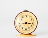 Vityaz Soviet Russian Vintage Alarm Clock - WORKING