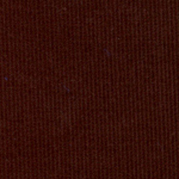 Chocolate brown corduroy fabric finders 1 yard for Corduroy fabric