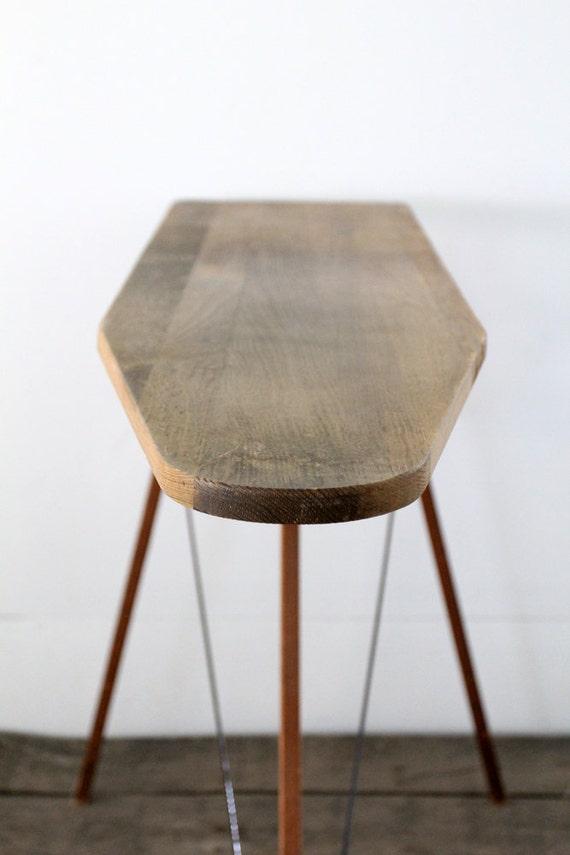 Vintage Ironing Board / Wood Ironing Table