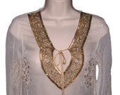Tunic Silk Beaded Sale