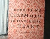 Jane Austen's Tender Heart Journal
