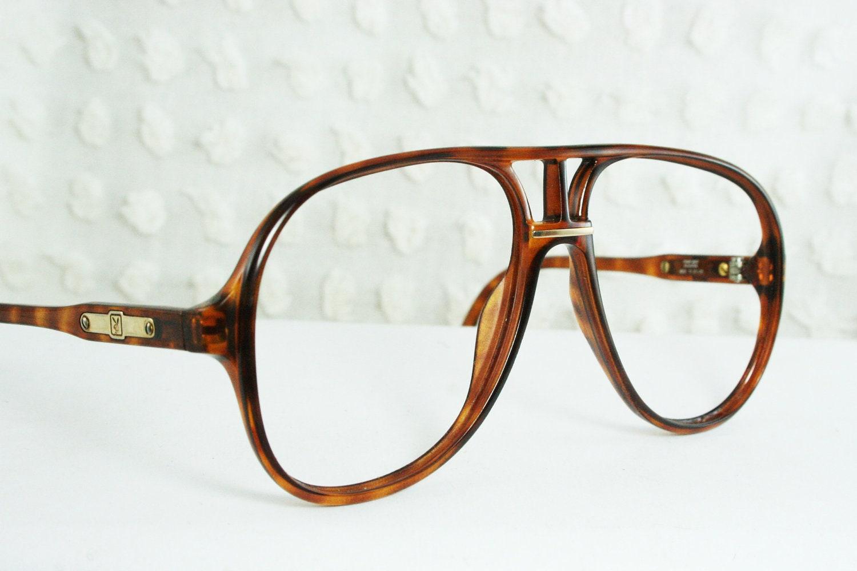 70s glasses 1970 s aviator eyeglasses optyl by