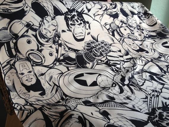 Marvel Comics in Antique -1 yard