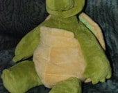 Microwavable hot/cold corn animals Turtle
