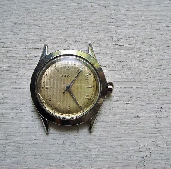 Vintage Bulova Winding Watch