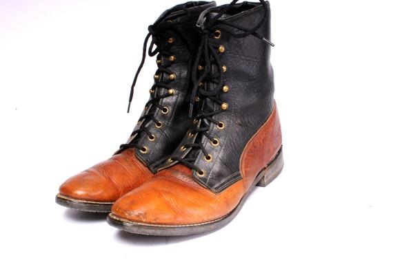 Texas Size 9 EE Men's Boot