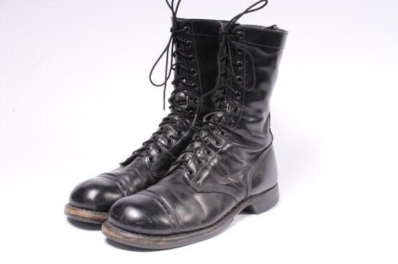 Corcoran Size 9.5 D Para Trooper Men's Boot
