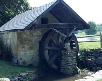 Waterwheel Photo