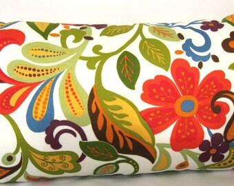 Richloom Indoor/Outdoor Wildwood Garden pillow cover 14 X24