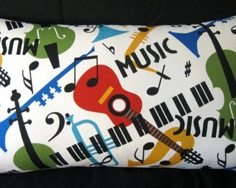 Home Essentials music American pillow cover 14 X 24