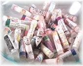 35 Lip Balm Custom Chapstick with FREE Label Design