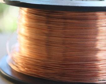 10 Feet Copper Wire 24 Gauge