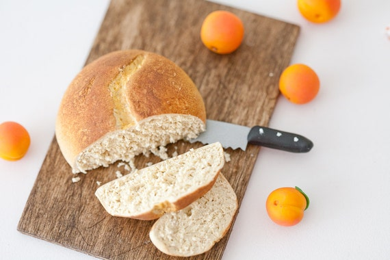 Miniature Rustic Bread Loaf