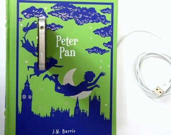 Peter Pan booksi for iPhone and iPod - New Leather Edition