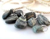Beach Stone Pebble Beads - FAIRY MIX by StoneAlone - Beach Stone Jewelry Supplies, Natural Rock Beads