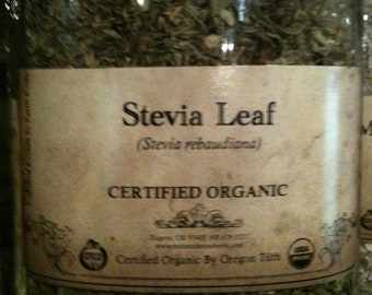 Stevia Leaf
