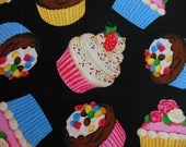 SWEET * DELICIOUS * CUPCAKES ~  Dessert  Food ~ Colorful Cupcake Treats ~ Bakery