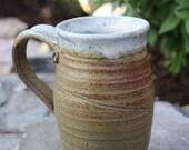 Green Earth Coffee Mug