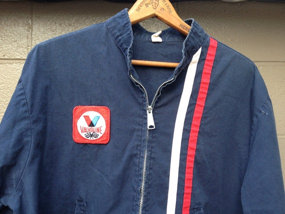 Vintage Valvoline Racing Jacket