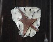 Rustic Star Wall Hanging