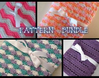 Pattern Bundle: All 3 patterns for 10 dollars