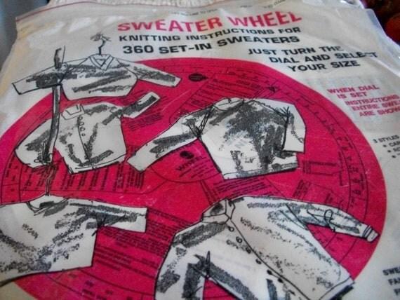 Sweater Wheel