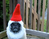 "Dog Hat - ""Noble Gnome Hat"" / Made to Order"