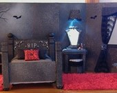 Monster High Bedroom Set For Your Ghoulia Doll