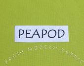 One Yard Peapod Kona Cotton Solid Fabric from Robert , K001-414