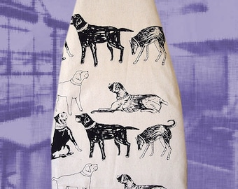 Dog ironing Board Cover