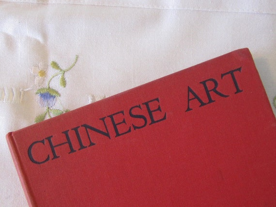 A Vintage Book on Chinese Art