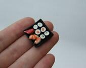 Miniature Sushi Tray - Nigiri and Maki
