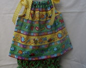 Adorable.. Two piece set for your little girl.. Lovebugs abound..