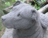Pit Bull Angel Dog Statue or Memorial