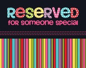 RESERVED for ALANA