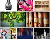 8x10 inches, Fine Art Photographic Print Enlargement - Any Rectangular Image in the Collection  FREE US Shipping