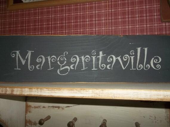 Primitive Rustic Wooden Sign