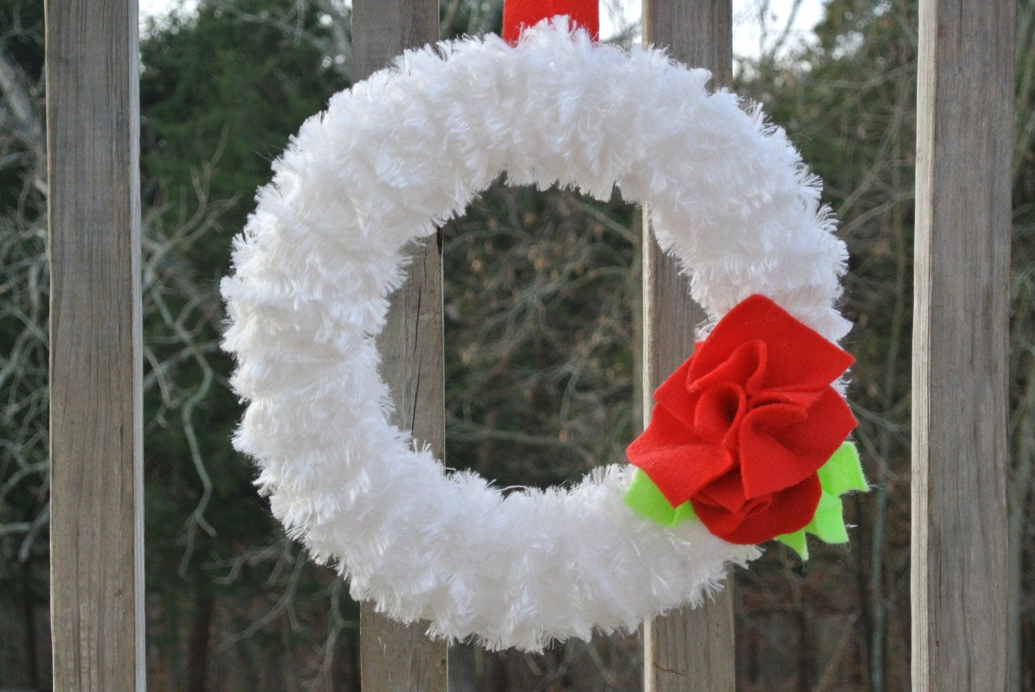 Holiday decor christmas wreath decorations handmade by jcbees Christmas wreath decorations
