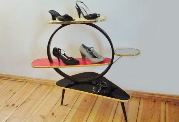 RESERVED - Mid Century Display Stand