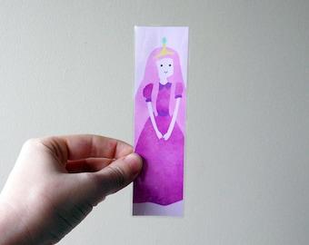 Adventure Time Princess Bubblegum - Laminated Art Bookmark