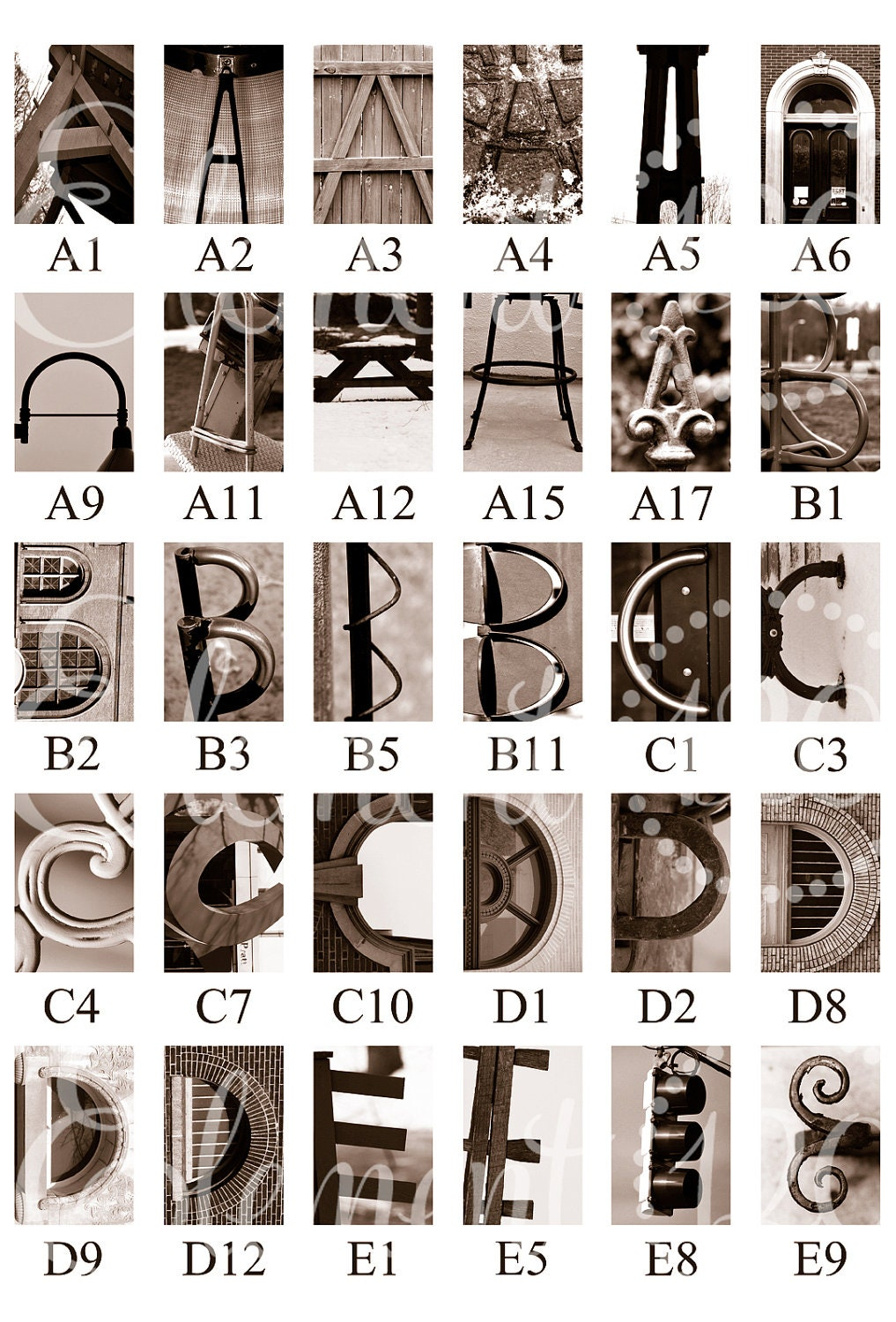 Alphabet Photography Inc Letter Art Alphabet Art  OukasInfo