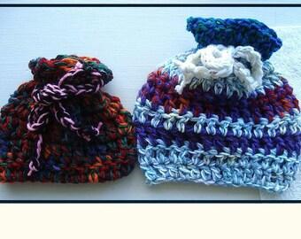 Instant Download PDF Crochet Hat Pattern  unisex hat, baby, men, women, all sizes SPP-95