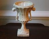 Vintage ceramic urn