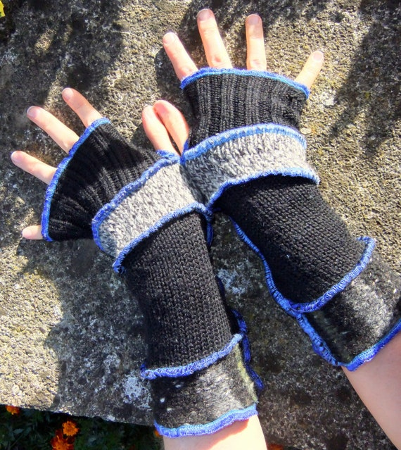 Fingerless Gloves - Arm warmers - One size - Ready To Ship