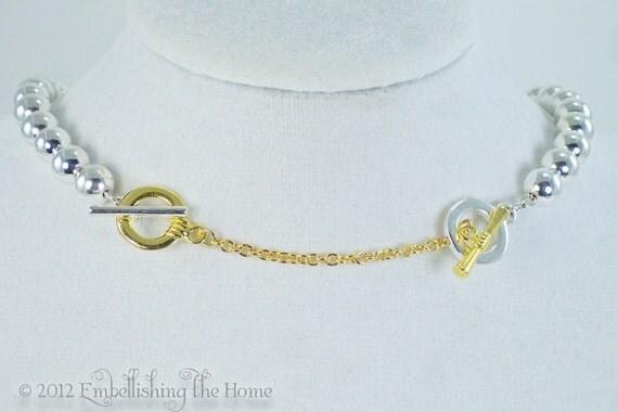 Necklace or Bracelet Extender-For Toggle Clasp