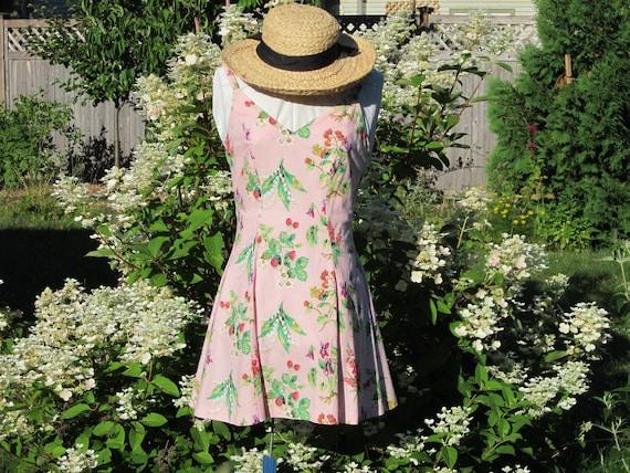 Vintage Betsy Johnson Sundress