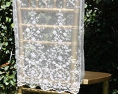Wedding, Bride, Ivory Lace and Beaded Chiavari Chair Cover