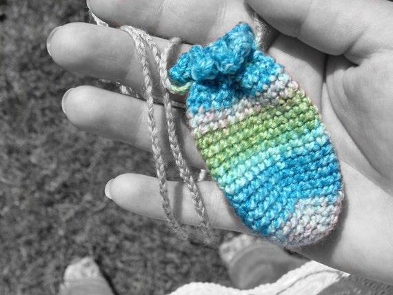 Crochet Stash Bag