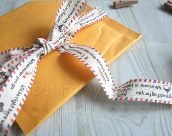Retro Style Handmade Cotton Ribbon