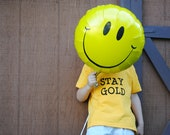 STAY GOLD kids tshirt